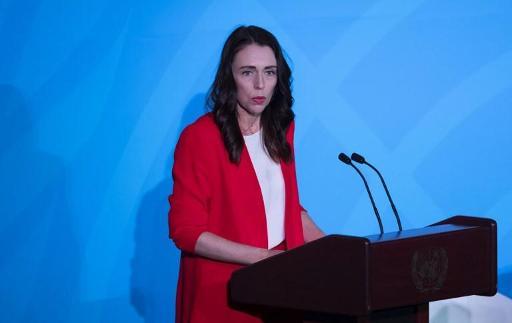 Assemblée générale de l'ONU - Jacinda Ardern aborde le rachat d'armes en Nouvelle-Zélande avec Donald Trump