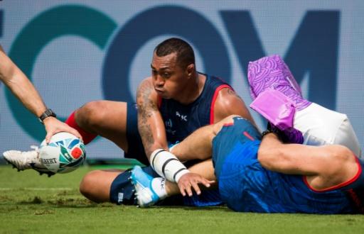 Mondial de rugby: les Samoa entrent en scène face à la Russie