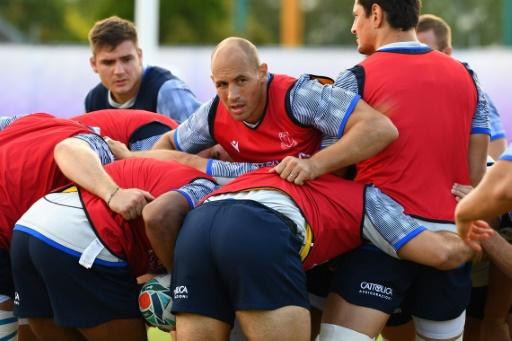 Mondial de rugby: l'Italie met Parisse au repos pour affronter le Canada