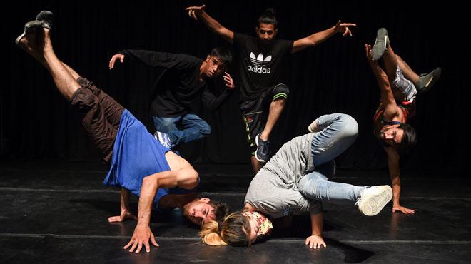 Les breakdancers de Kaboul défient la peur et la guerre (photos)
