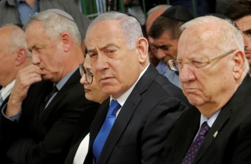 En Israël, Netanyahu et Gantz négocient un partage du pouvoir