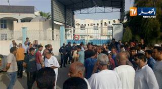 Algérie- décès de huit nourrissons dans l'incendie d'une maternité