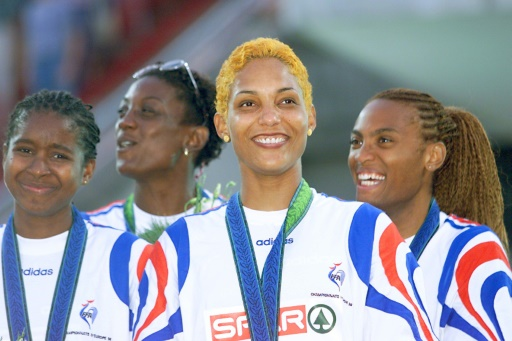 Athlétisme: l'ex-sprinteuse guyanaise Katia Benth amputée d'une jambe
