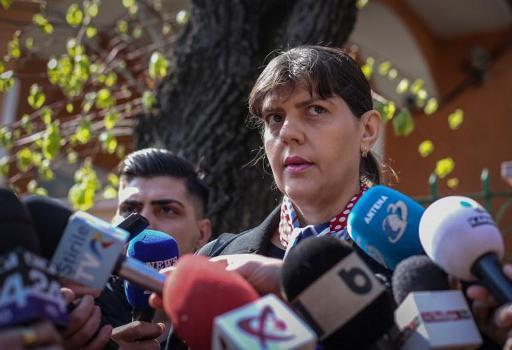 La Roumaine Kövesi officiellement désignée à la tête du nouveau parquet européen
