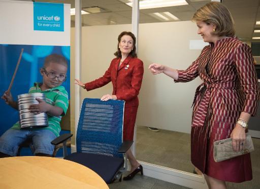 Assemblée générale de l'ONU - La couverture santé universelle devrait être universelle, plaide Mathilde à New York