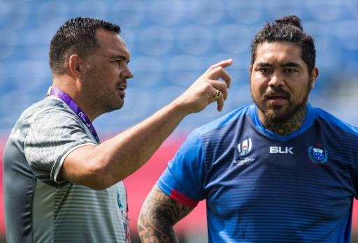 Rugby: le Samoan Amosa (Bordeaux) forfait pour la fin du Mondial