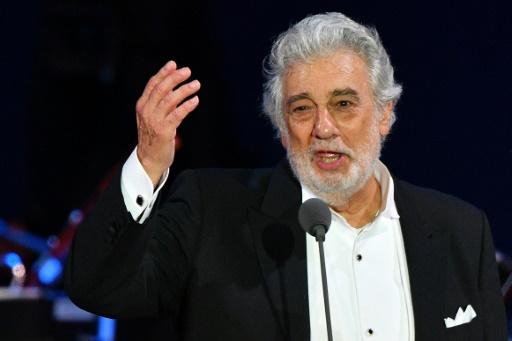 Accusé de harcèlement, Placido Domingo renonce à se produire au Met de New York