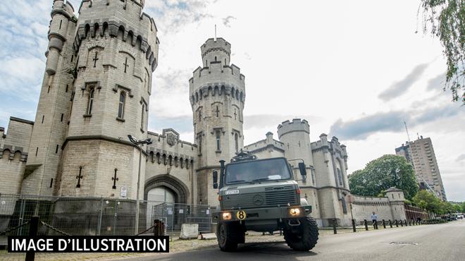 Mouvement de grogne à la prison de Saint-Gilles ce mercredi: