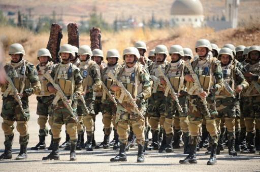 En Syrie, un bataillon d'