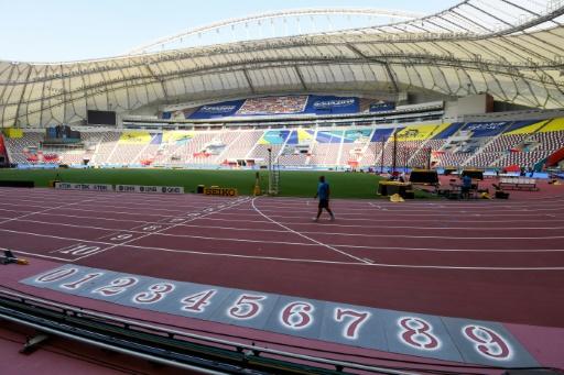 Athlétisme: au Qatar, les Mondiaux de la controverse