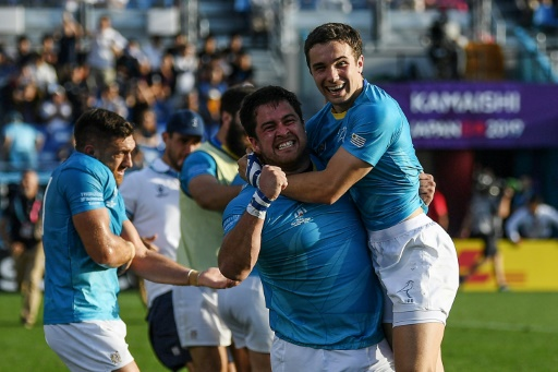 Uruguay: l'heure de gloire du rugby au pays du foot roi