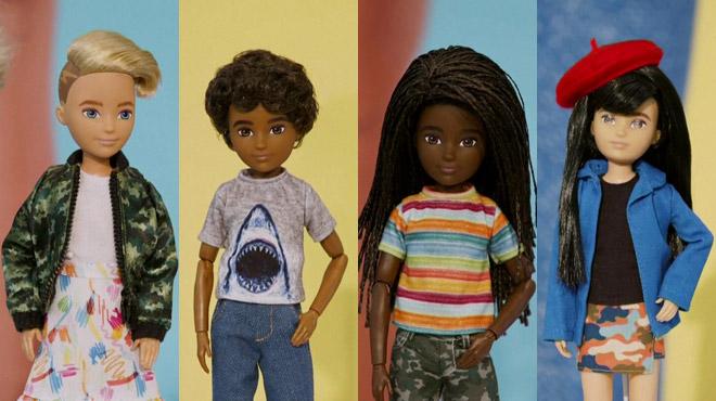 Mattel lance une poupée