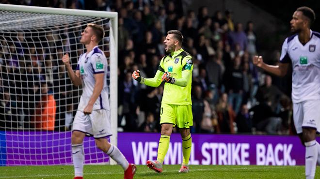 Croky Cup: Anderlecht élimine le Beerschot au terme d'un match complètement fou