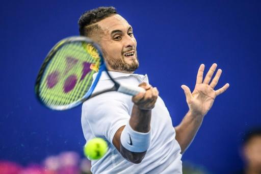 Tennis: Nick Kyrgios suspendu 16 semaines avec sursis