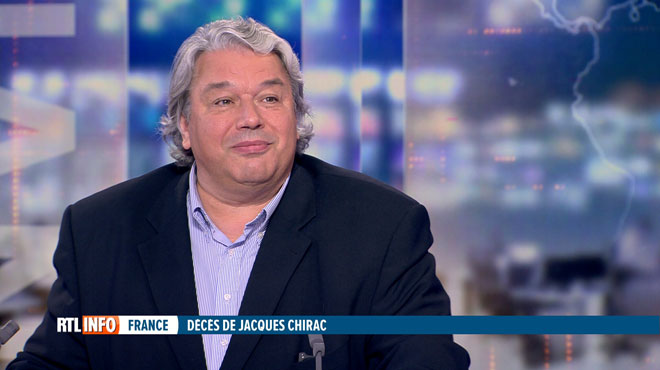 Christophe Giltay analyse Jacques Chirac, l'animal politique (vidéo)
