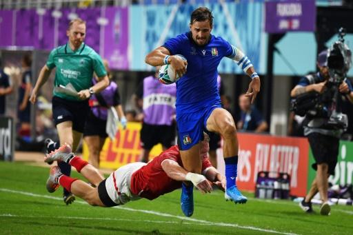 Mondial de rugby: pour l'Italie, place aux choses sérieuses