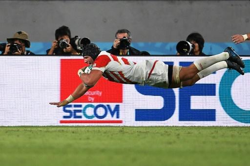 Mondial de rugby: le Japon change de capitaine pour défier l'Irlande