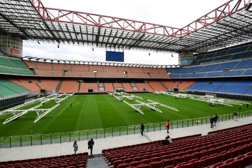 A Milan, deux projets pour un nouveau stade