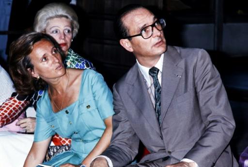 Chirac, le président qui aimait les femmes