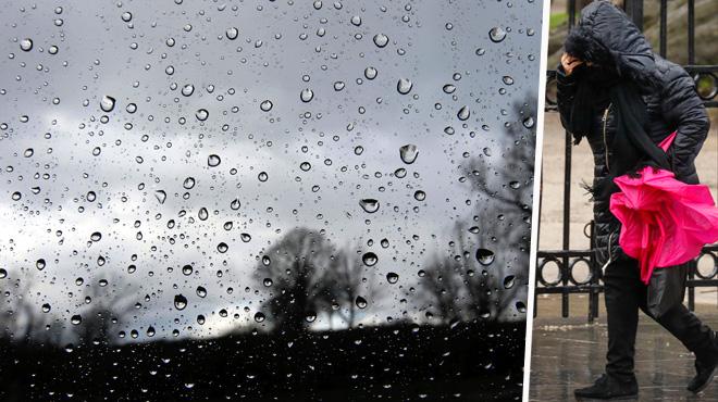 Prévisions météo: ne prévoyez pas grand chose ce week-end...