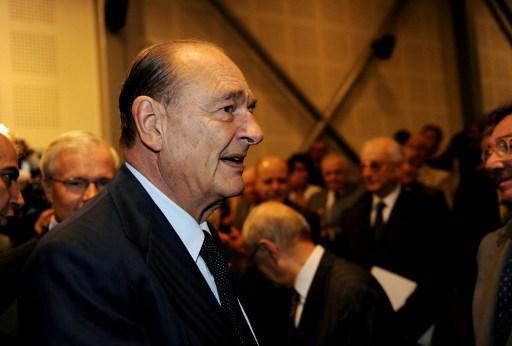 Hommage populaire à Chirac dimanche aux Invalides