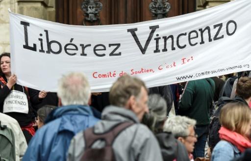 Rejet de la demande de remise en liberté de Vincenzo Vecchi
