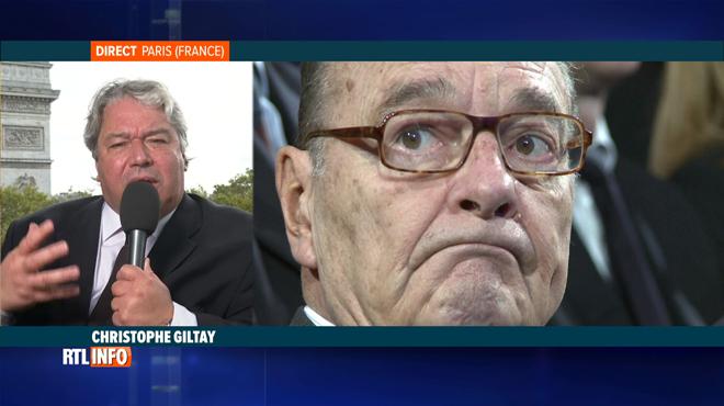 Hommage à Jacques Chirac en France: