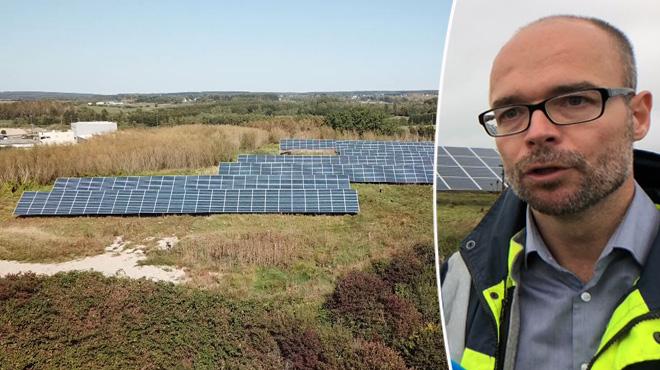 A Habay, un million de mètres cubes de déchets produisent DOUBLEMENT de l'énergie verte: voici comment
