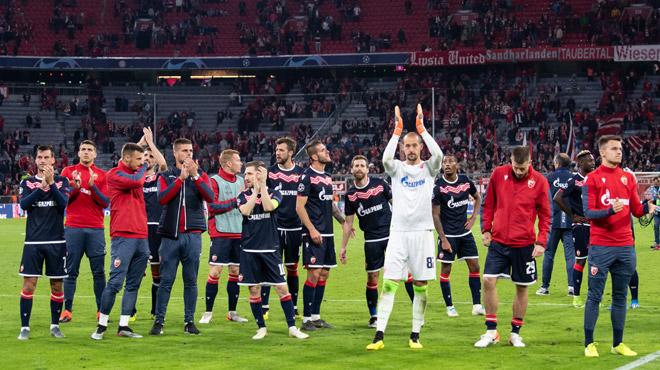 Ligue des champions: l'Étoile Rouge sans supporters à Tottenham