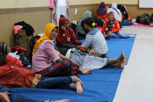 Indonésie: des milliers d'habitants fuient les violences en Papouasie
