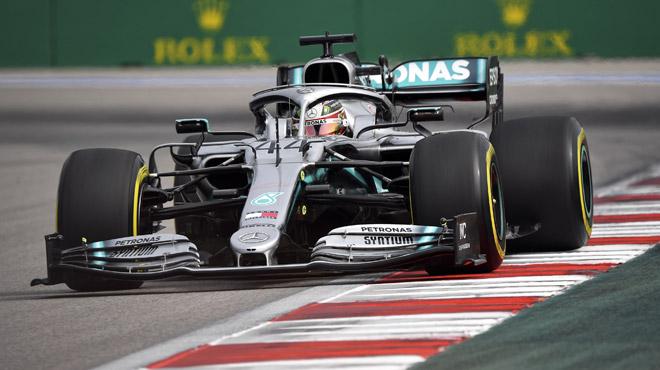 GP de Russie: que se passe-t-il chez Mercedes?