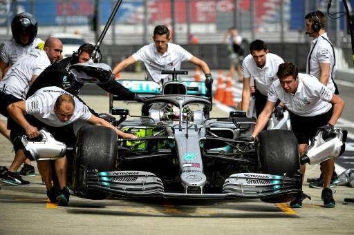 GP de F1 de Russie: que se passe-t-il chez Mercedes ?