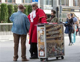 Mozart, vos papiers! Vienne encadre les vendeurs de places de concert