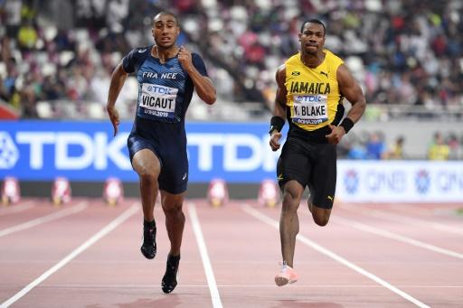 Mondiaux d'athlétisme: Vicaut et Tavernier assurent