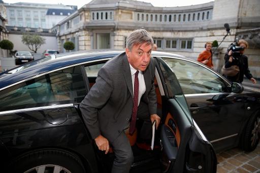 Formation flamande - Jan Jambon négocie avec les présidents de partis