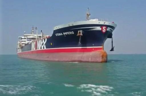 Le pétrolier suédois libéré par l'Iran arrivé au large de Dubaï