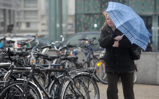Météo - Le vent et les averses se disputeront la vedette ce samedi