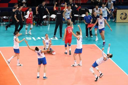 Euro de volley: