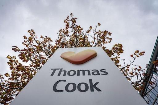 Thomas Cook - La moitié des touristes britanniques voyageant avec Thomas Cook sont rentrés chez eux
