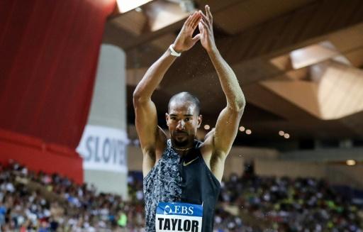 Mondiaux d'athlétisme: le roi Taylor, toujours en quête d'absolu