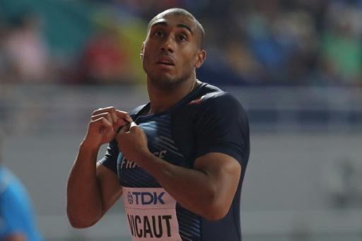Mondiaux d'athlétisme: Vicaut éliminé, Coleman impressionnant en demi-finale du 100 m