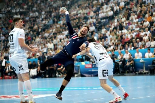 Hand: le PSG domine Elverum 25-22 en Ligue des champions