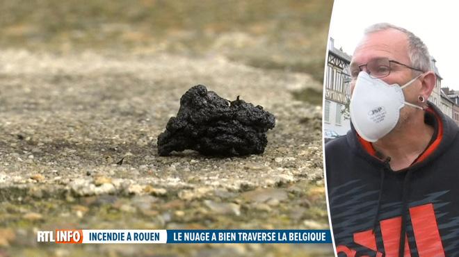 Incendie chimique à Rouen: les autorités se veulent rassurantes, mais la population découvre