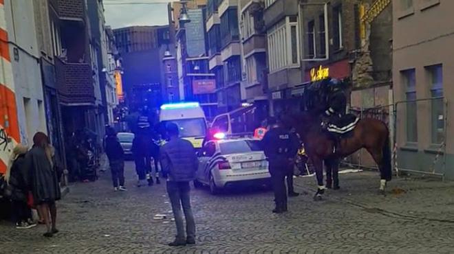 Tentative de meurtre ce samedi soir dans le centre de Charleroi: une personne dans un état inquiétant après avoir été poignardée