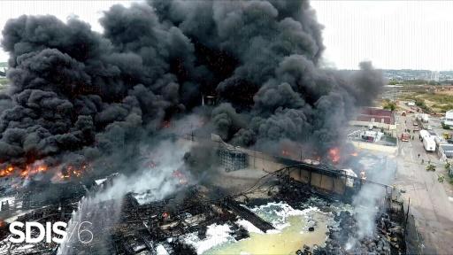 Incendie de Rouen: des députés réclament une enquête parlementaire