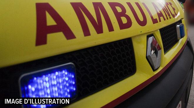 Un Montois de 39 ans décède après un accident de la route
