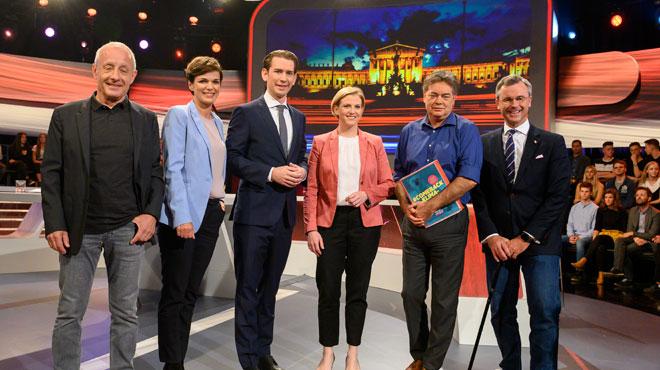 Autriche: les conservateurs remportent les élections, l'extrême-droite en forte baisse, grosse progression des écologistes