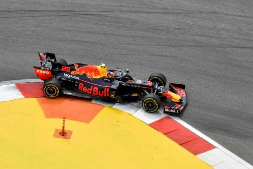 GP de F1 de Russie: Albon partira de la ligne des stands