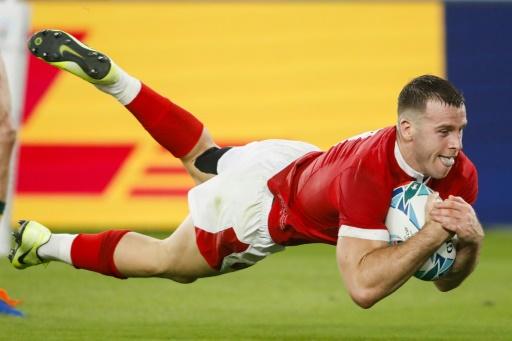 Mondial de rugby: victoire du pays de Galles sur l'Australie (29-25)