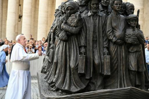 Le pape exhorte à